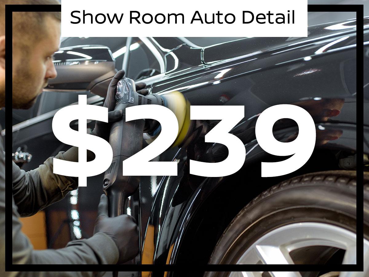 Show Room Auto Detail