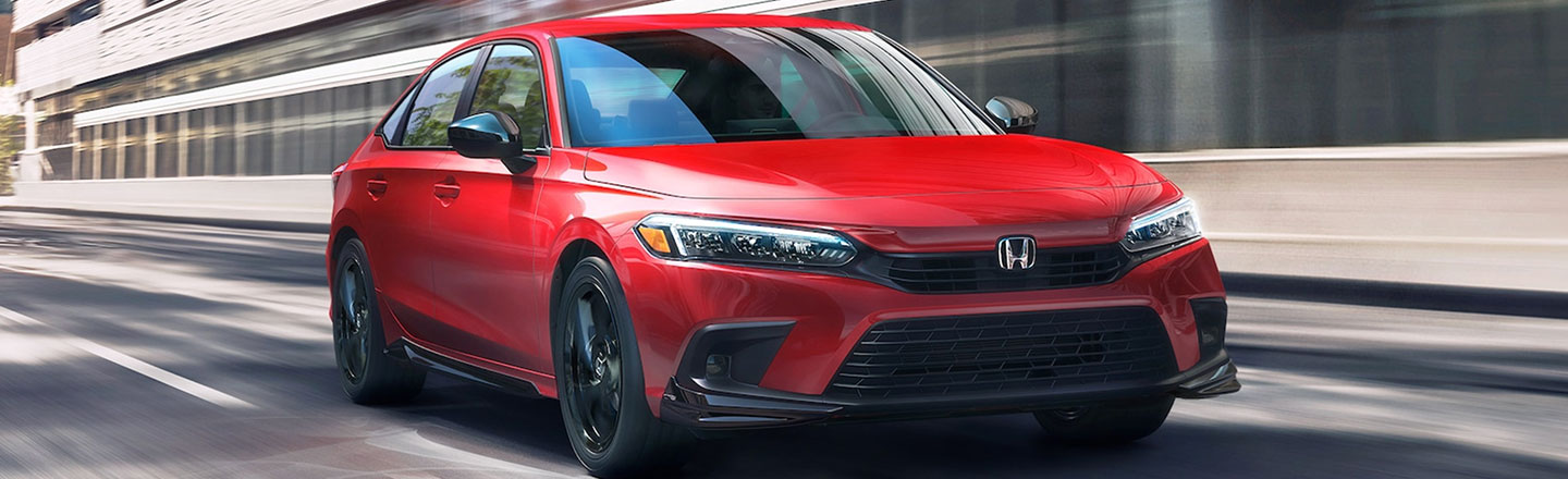 All New 2022 Civic Reveal