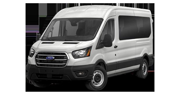 2021 Transit Passenger Van XLT