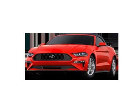 2021 Mustang EcoBoost® Convertible