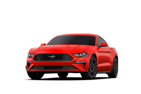 2021 Mustang GT Fastback