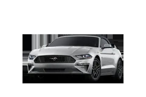 2021 Mustang GT Premium Convertible