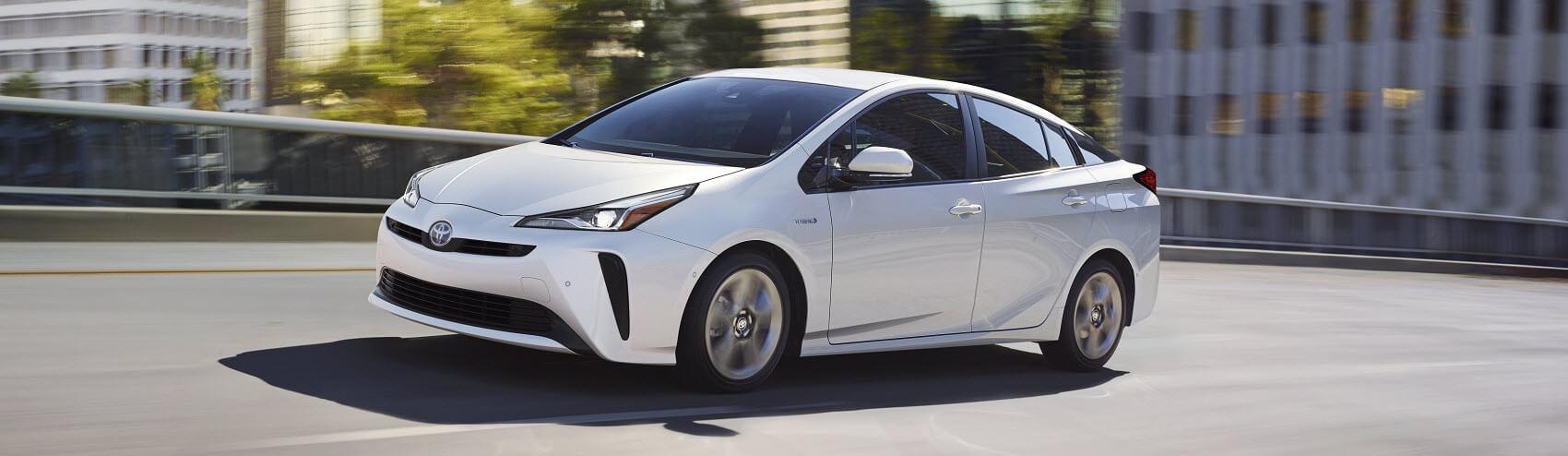 Toyota Prius White