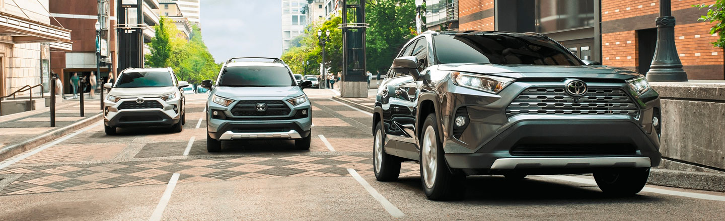 Toyota RAV4 Earns Top Marks from Kelley Blue Book