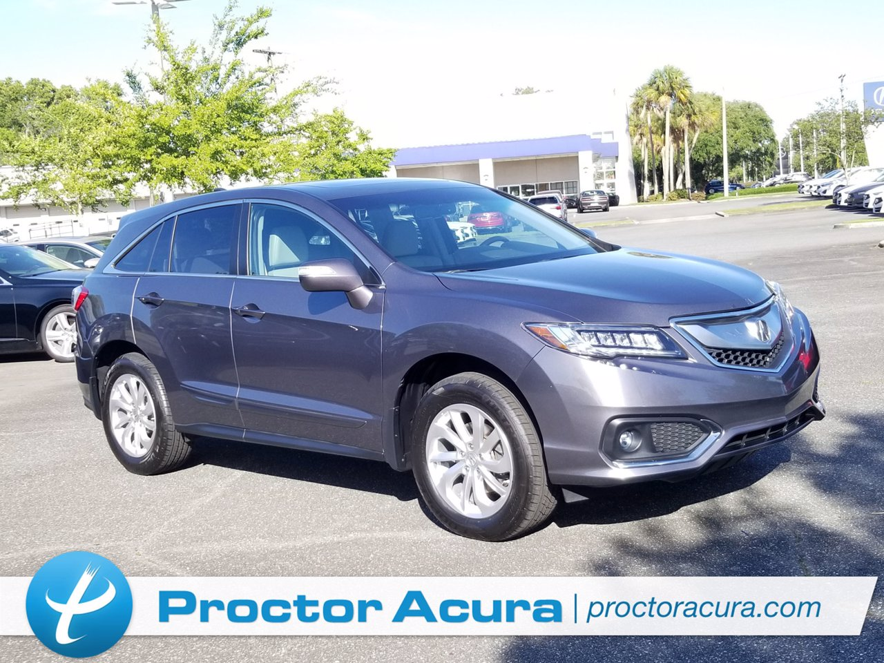 2018 Acura RDX Technology Package FWD