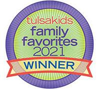 tulsakids family favorites 2021 winner