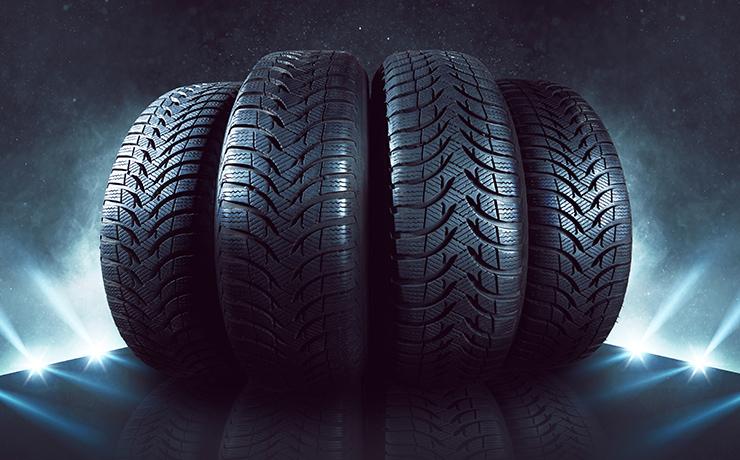 Buy 2 Tires Get 2 Half Off