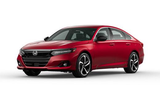 2021 Honda Accord Sport FWD CVT 1.5 L
