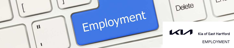 KIA of East Hartford Employment