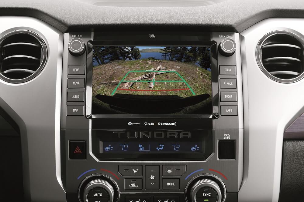Toyota Tundra Safety Technology