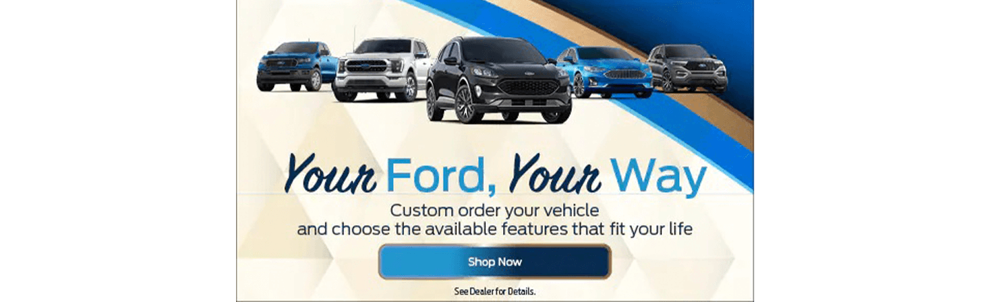 Ford For Your Way