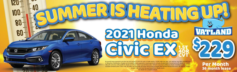 Civic EX