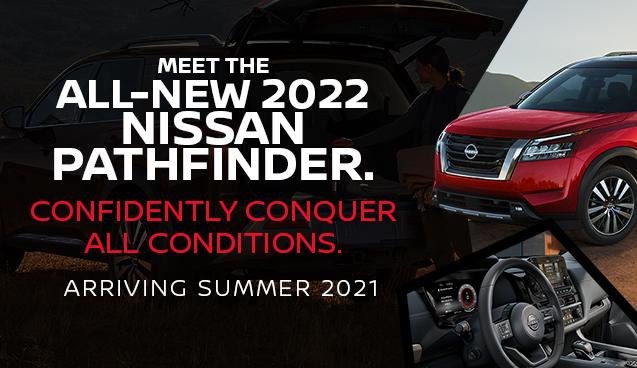 2022 Pathfinder Coming Soon