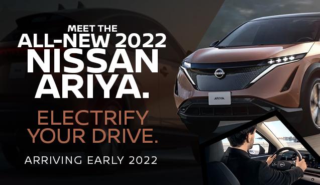 All-New 2022 Ariya Coming Soon