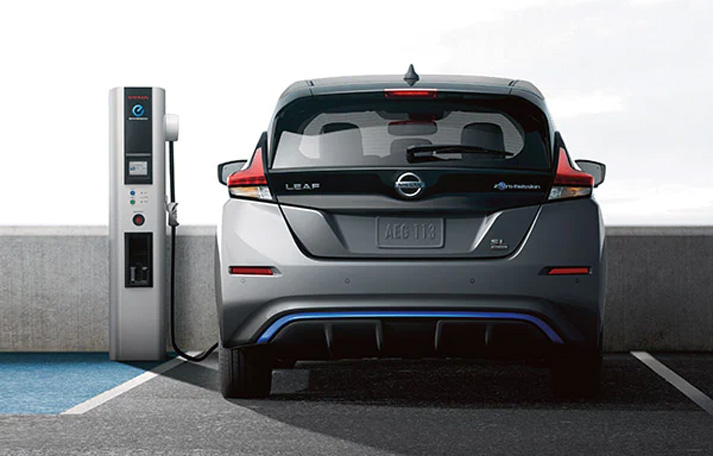 Nissan Electric Vehicle Charging