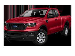 New Ford Ranger image link