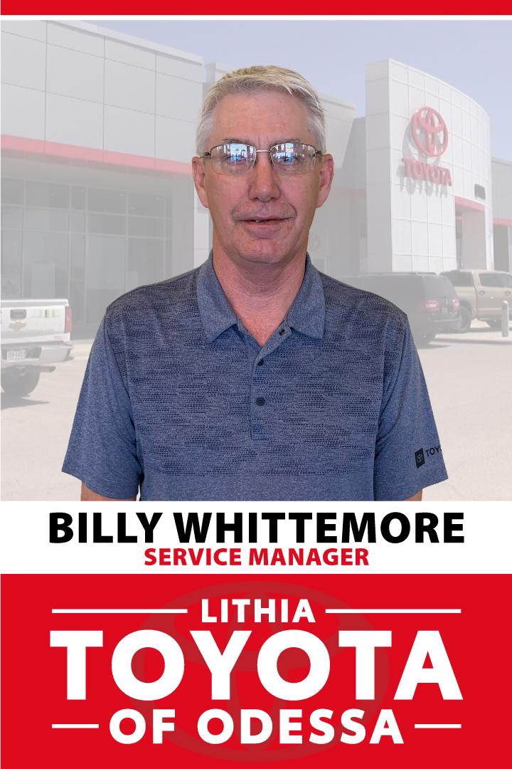 Billy Whittemore Bio Image