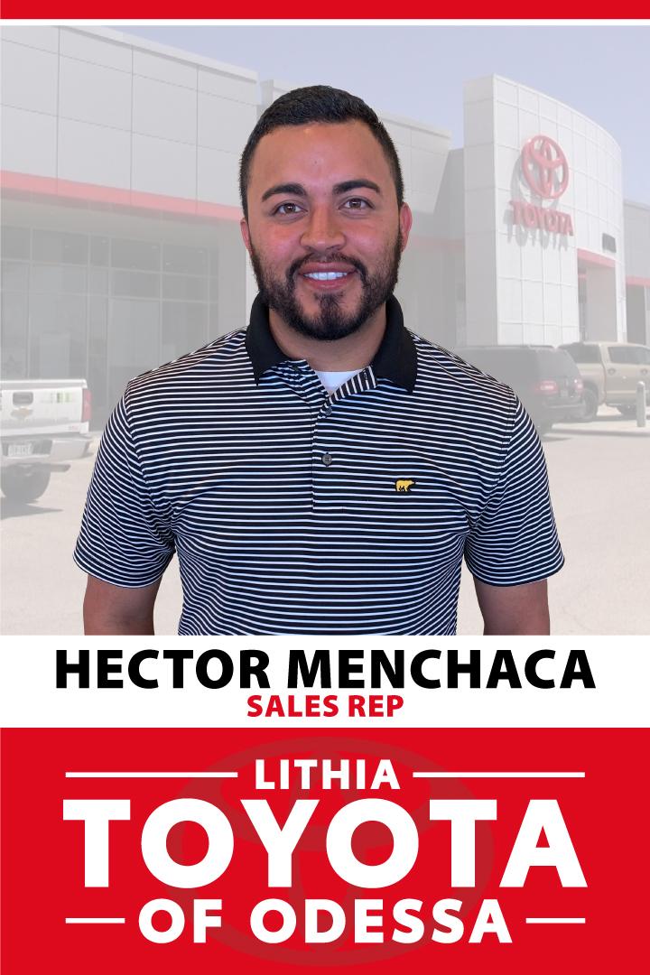 Hector Menchaca Bio Image