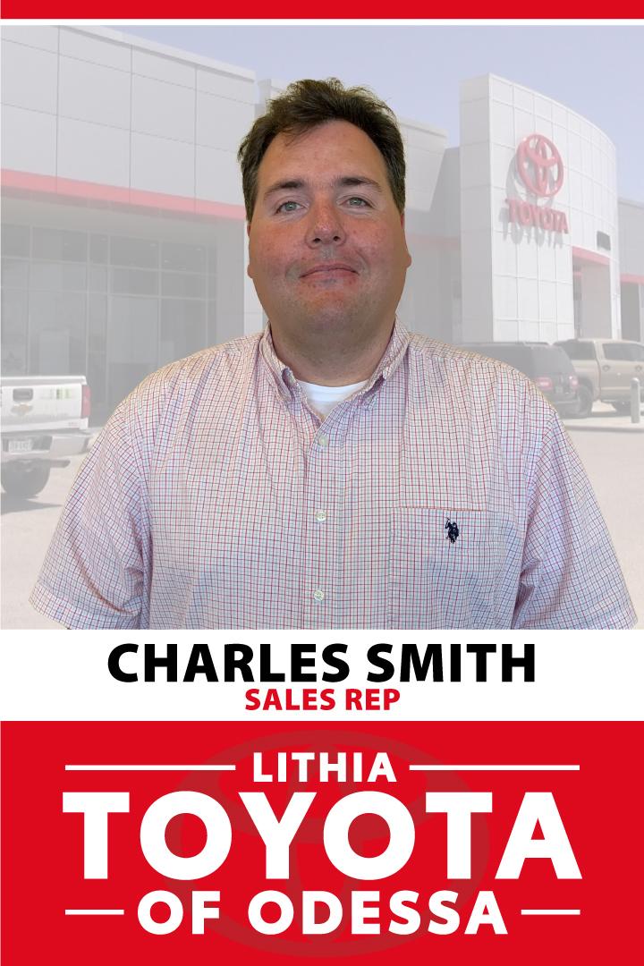 Charles Smith Bio Image