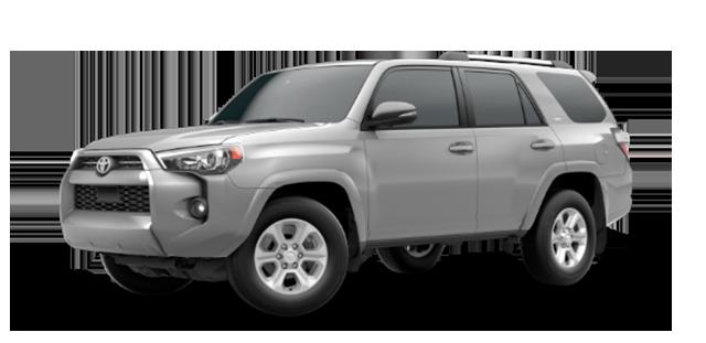 2021 Toyota 4Runner SR5 4x4