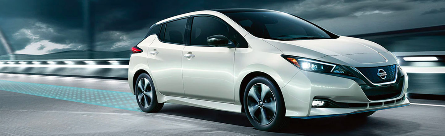LEAF Recognized at the Top 10 Best Electric