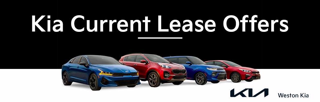weston kia lease offers