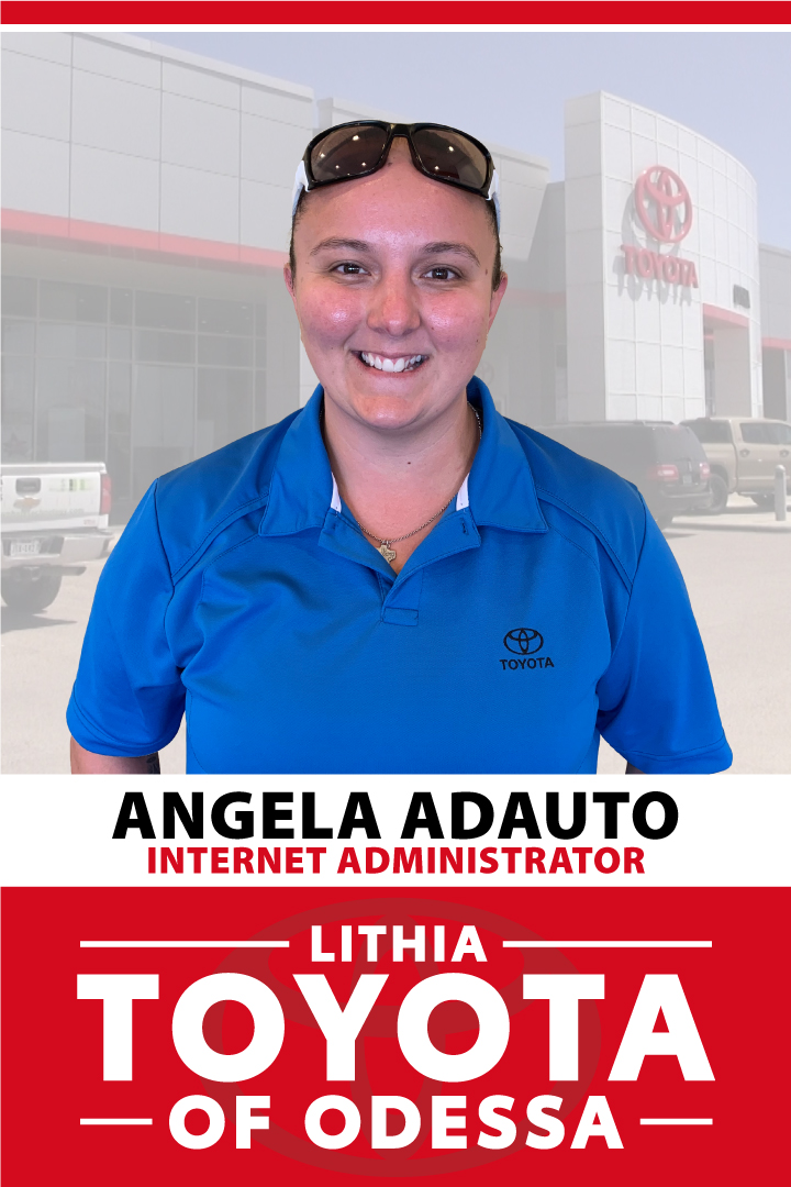 Angela Adauto Bio Image