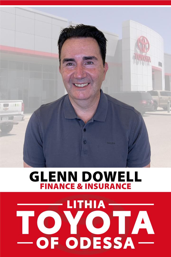 Glenn Dowell Bio Image