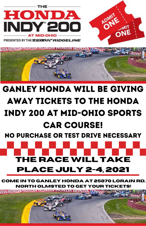 The Honda Indy 200