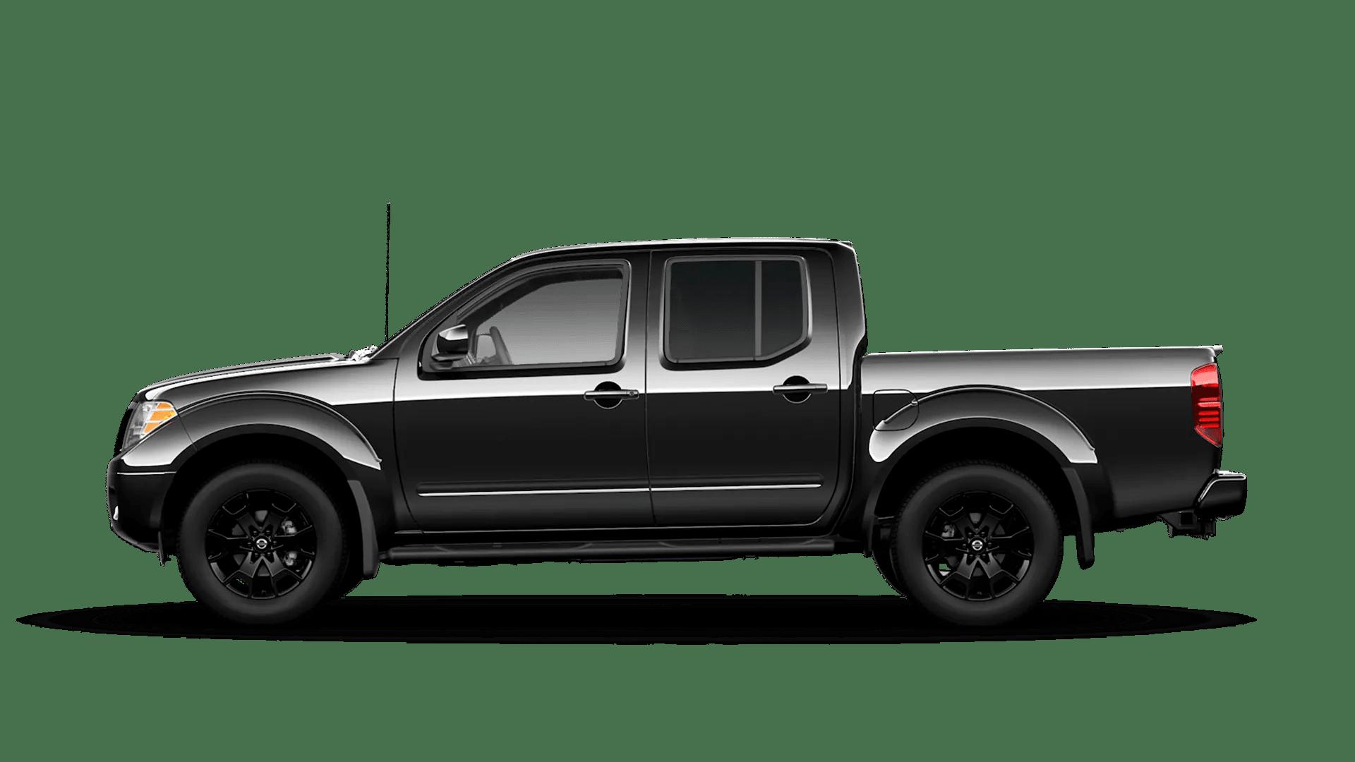 2021 Nissan Frontier Midnight Edition