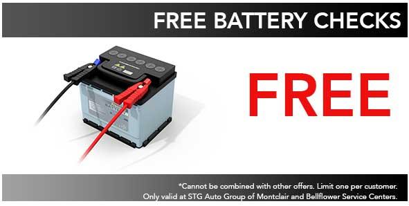 Battery Checks