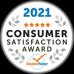 2021 satisfaction award