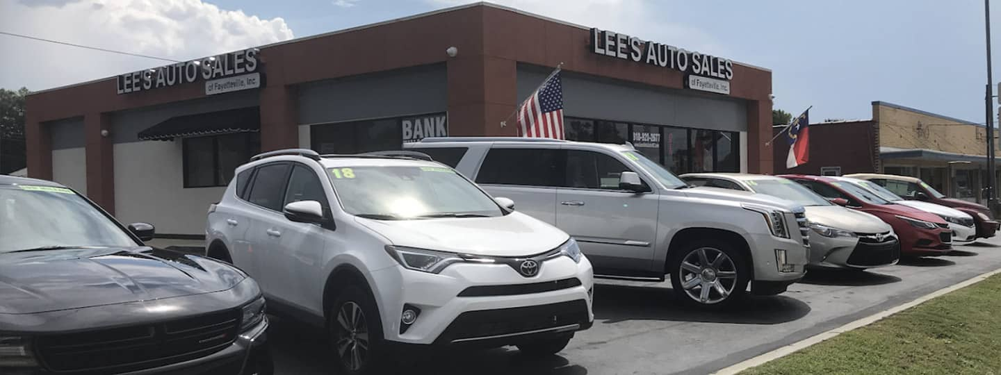 Why You Should Purchase Your Used Car With Us In Fayetteville, NC
