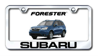 forester accessories