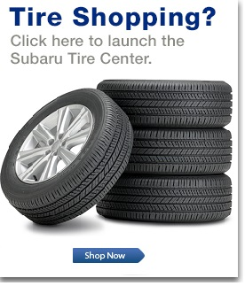 tire shopping?