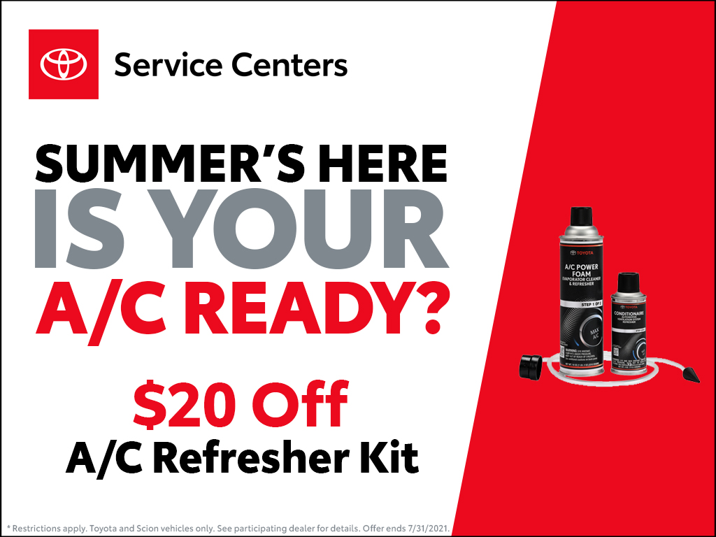 A/C Refresher Kit