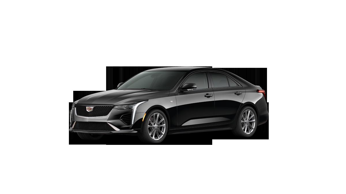 2021 Cadillac CT4 RWD Premium Luxury