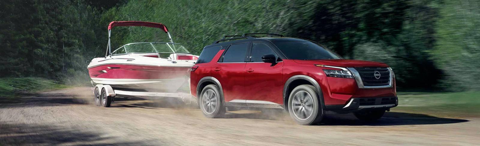 2022 Nissan Pathfinder For Sale Near Salem, NH