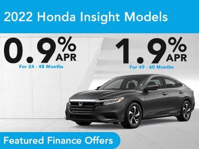 2022 Insight Finance Offer