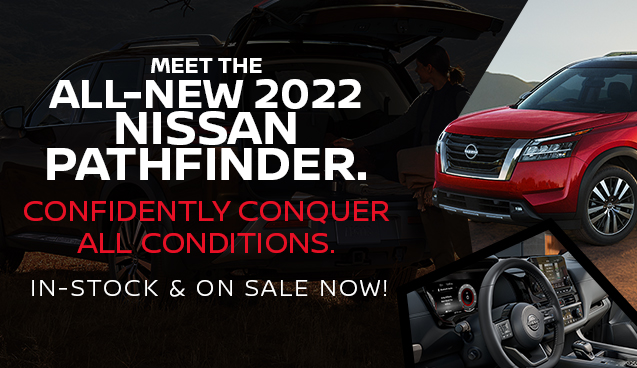 2022 Pathfinder In Stock & On Sale Now!