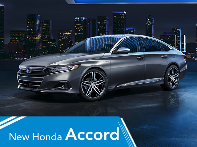 New Honda Accord Lease Deal in Highland Park near Chicago, IL