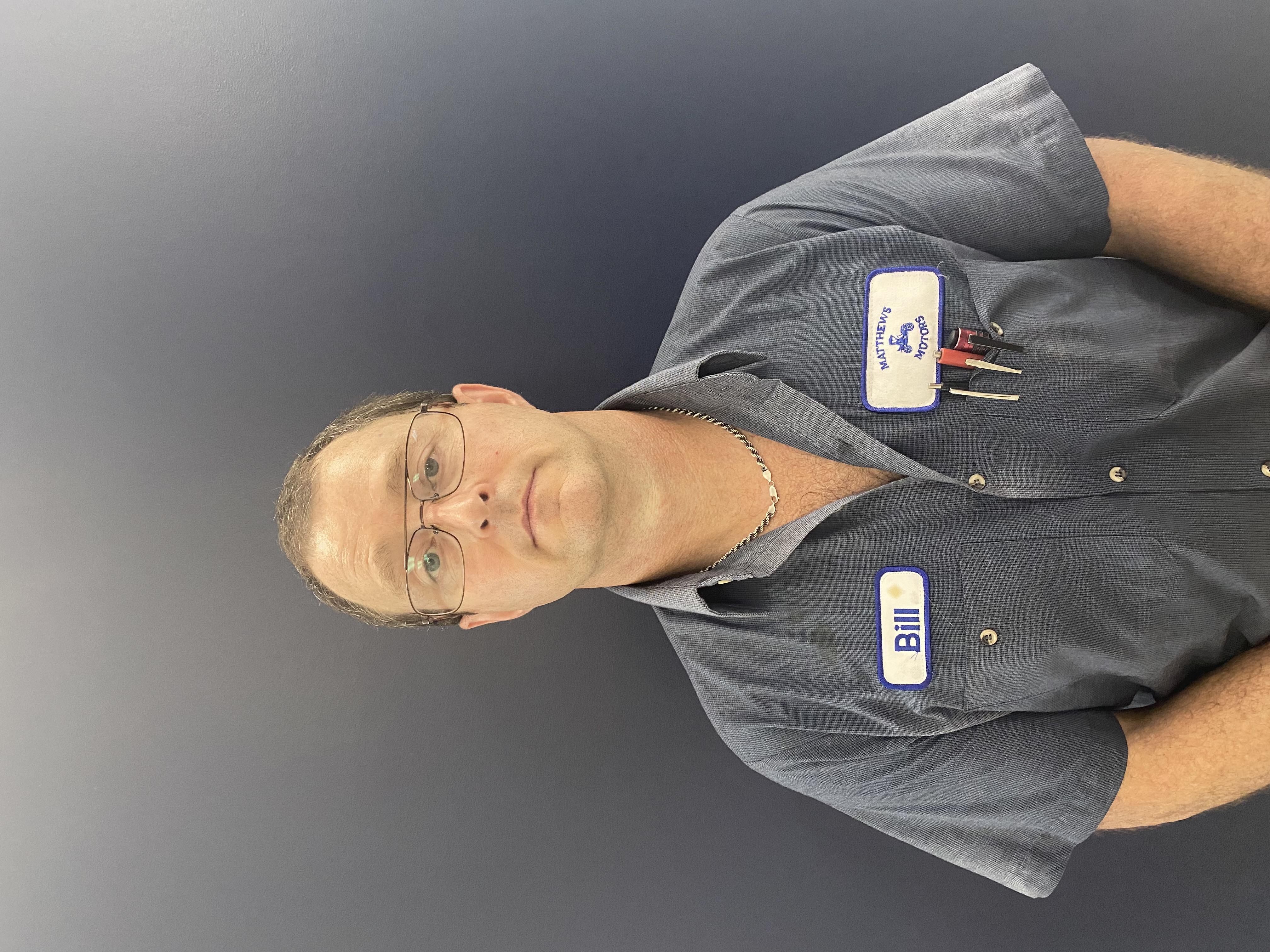 Bill Stevens Bio Image