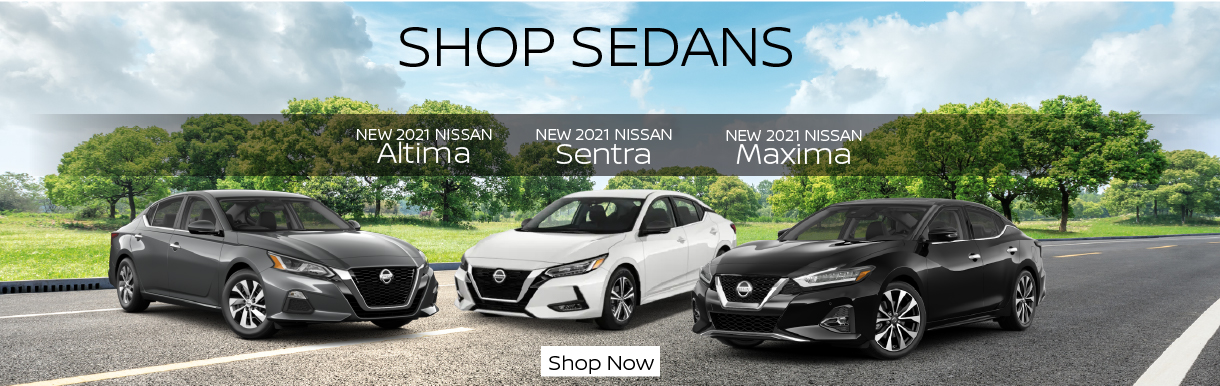 Shop Sedans