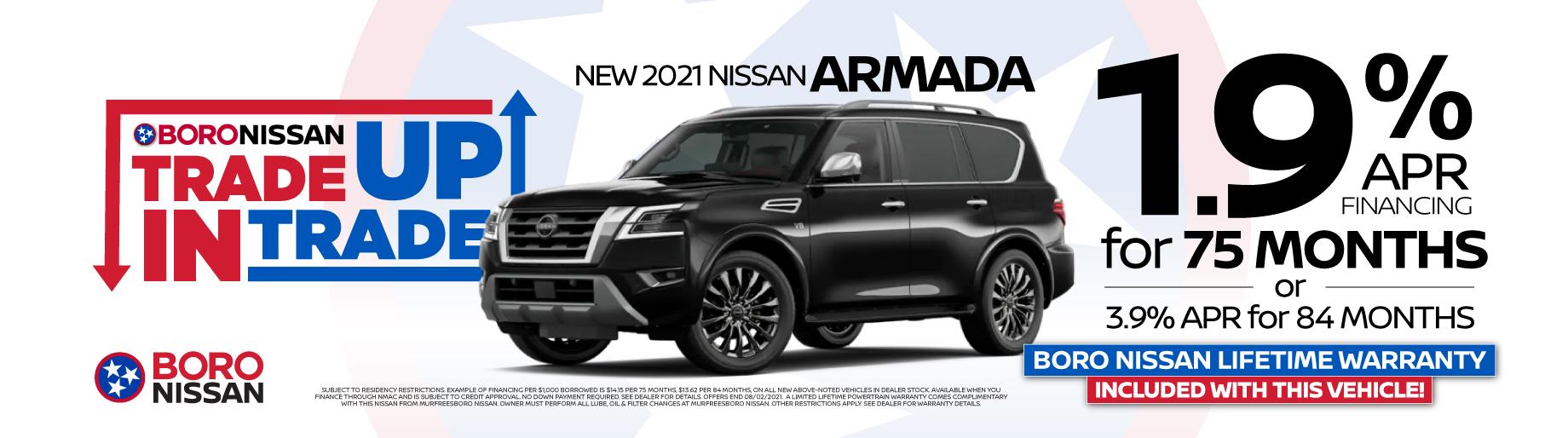2021 Armada