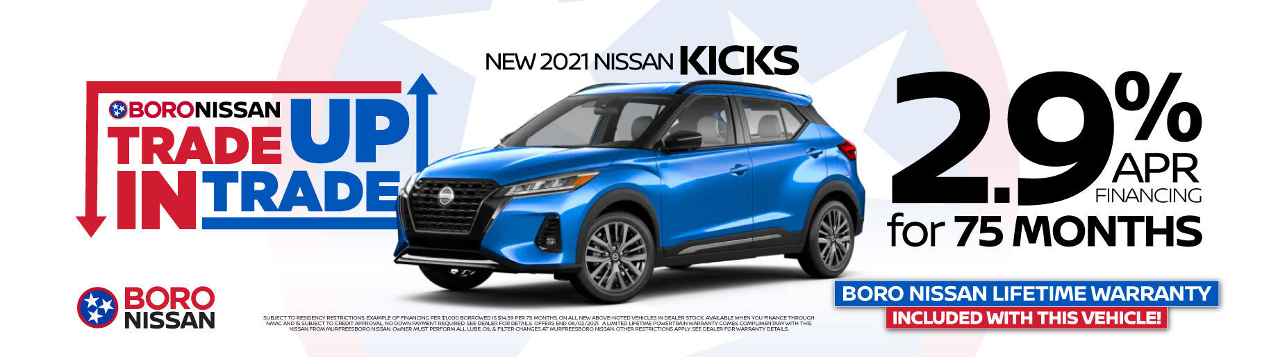 2021 Kicks