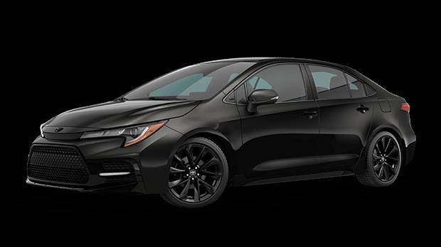 2022 Toyota Corolla SE Nightshade Edition