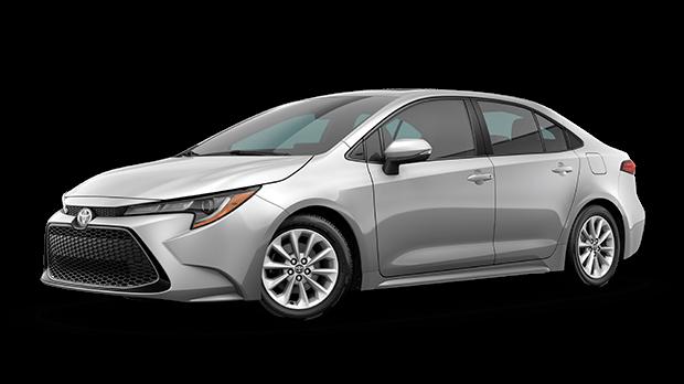 2022 Toyota Corolla XLE