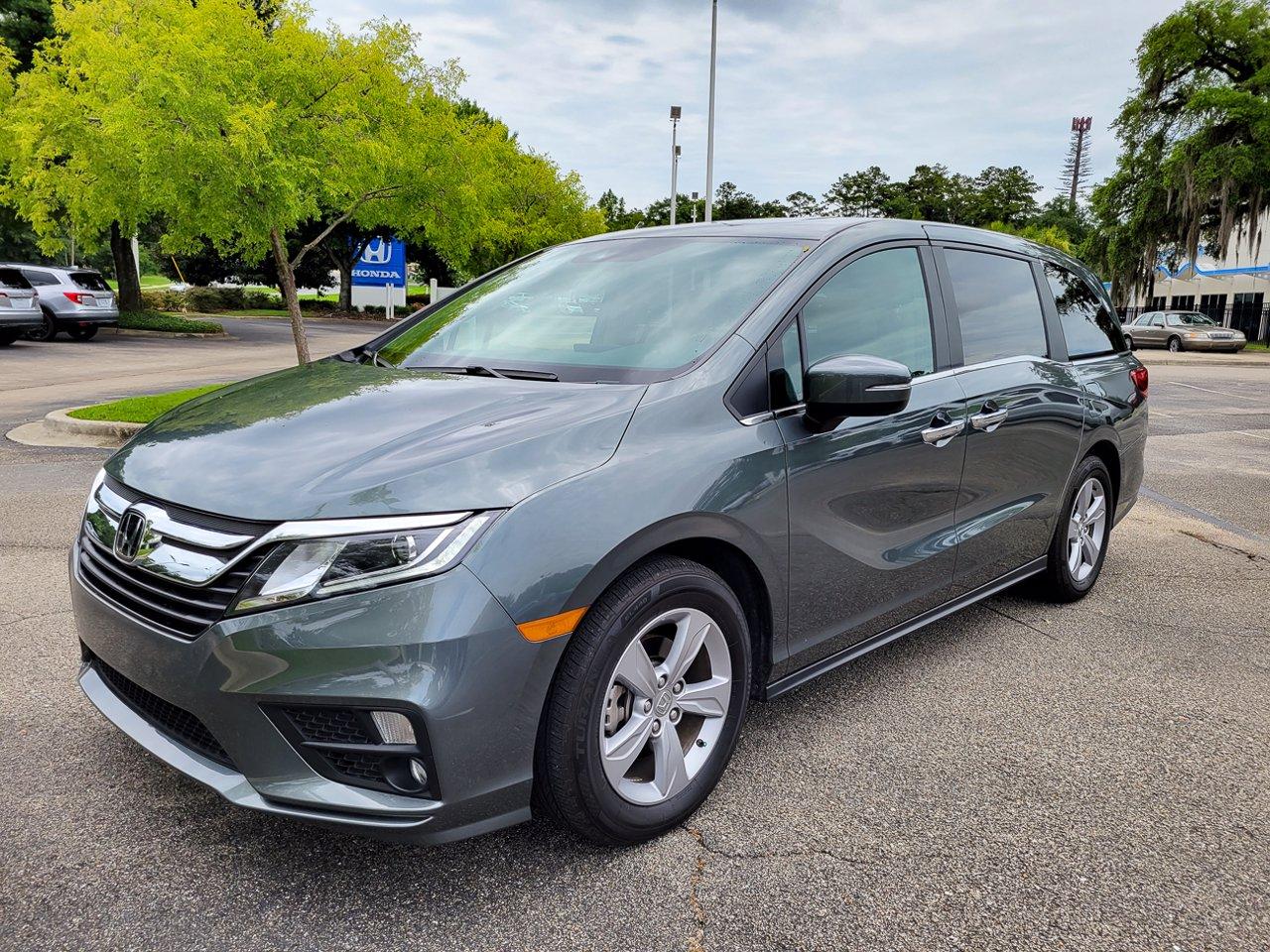 Certified 2019 Honda Odyssey EX-L