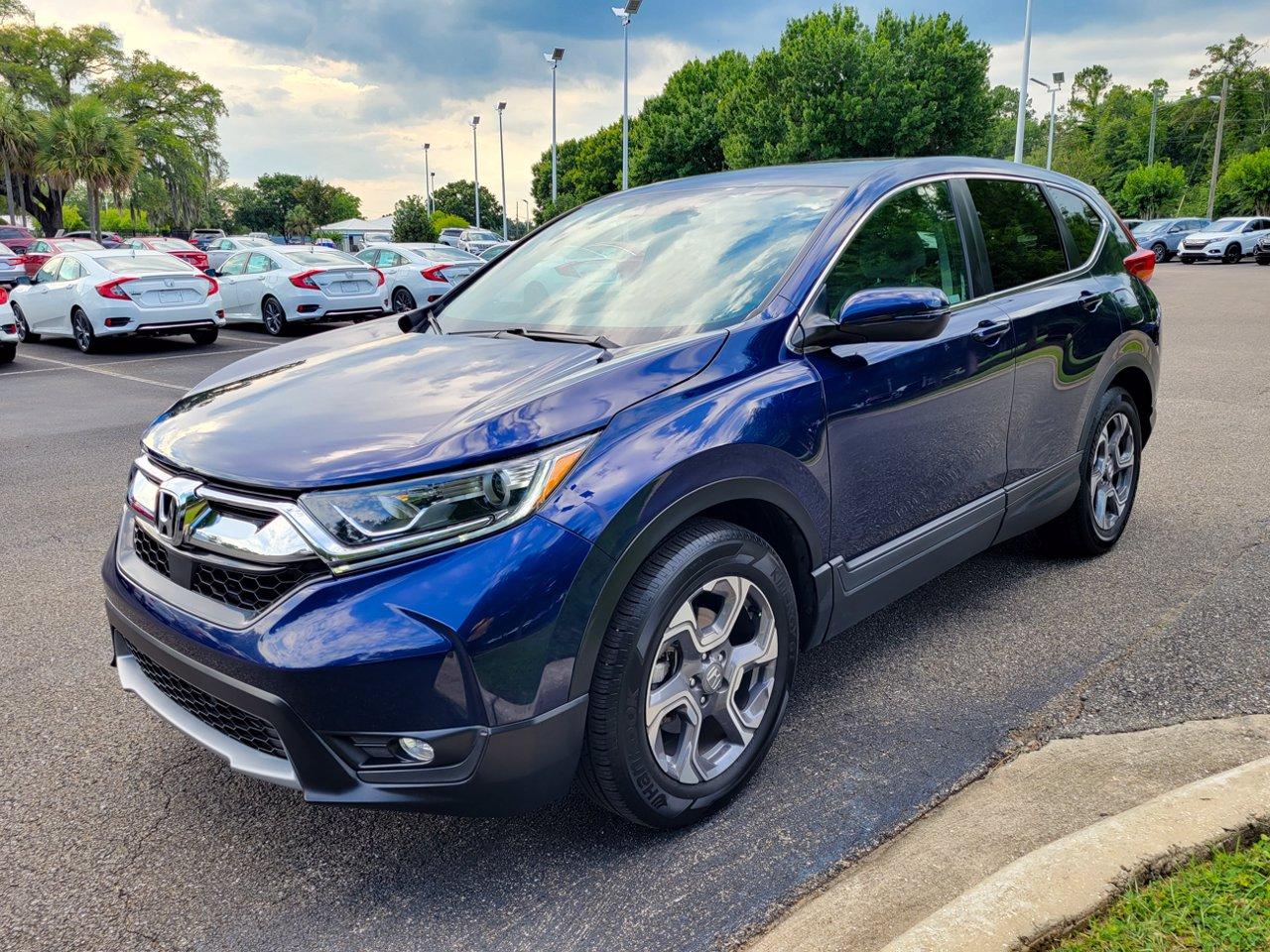 Certified 2019 Honda CR-V EX 2WD