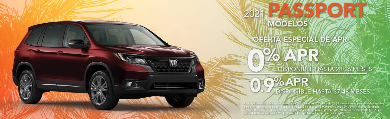 Honda Passport Models